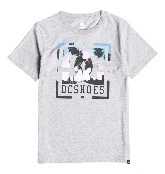 0 Pacific Palm - T-shirt  EDBZT03125 DC Shoes