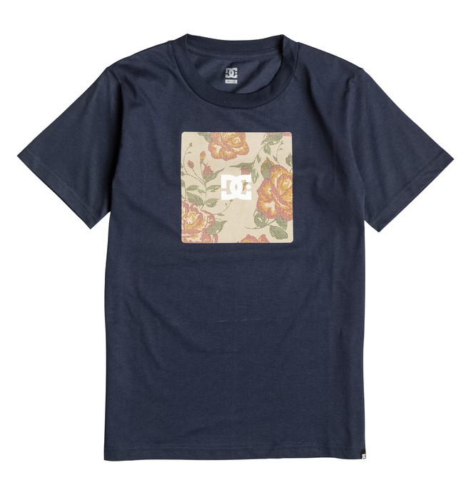 0 Nu Roses - T-shirt  EDBZT03128 DC Shoes