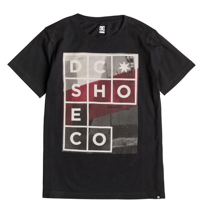 0 La Panel - T-Shirt  EDBZT03135 DC Shoes