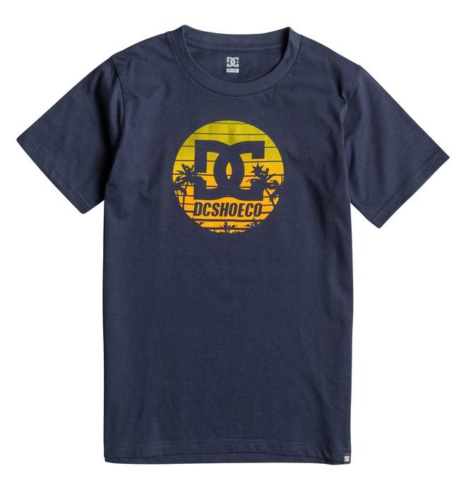 0 Sunrise - T-Shirt  EDBZT03136 DC Shoes