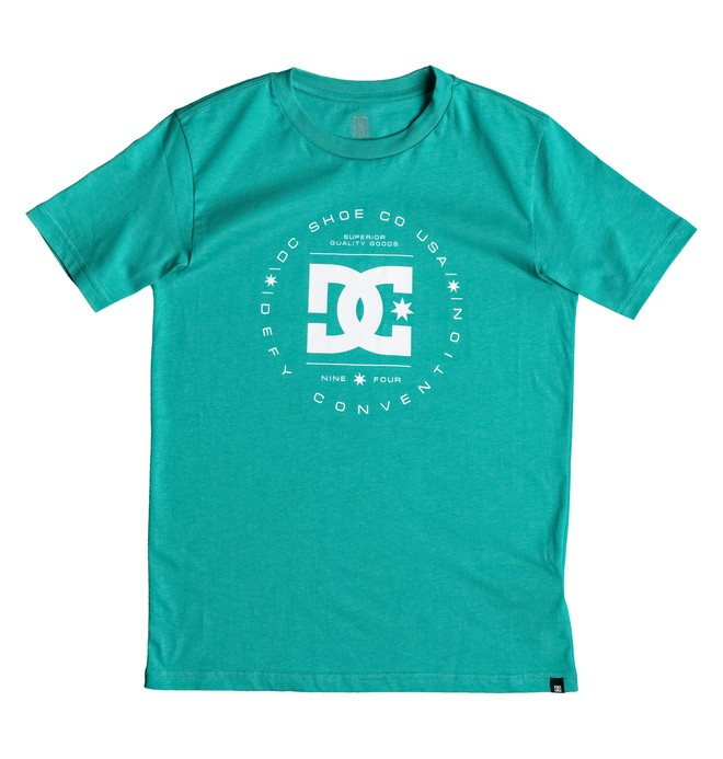 0 Boy's 8-16 Rebuilt Tee  EDBZT03140 DC Shoes