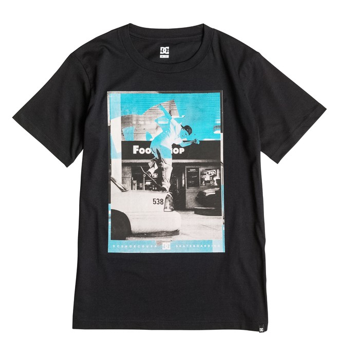 0 Boy's 8-16 Kaliscab Tee  EDBZT03150 DC Shoes