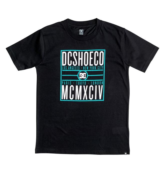 0 Relevant - Tee-Shirt  EDBZT03169 DC Shoes