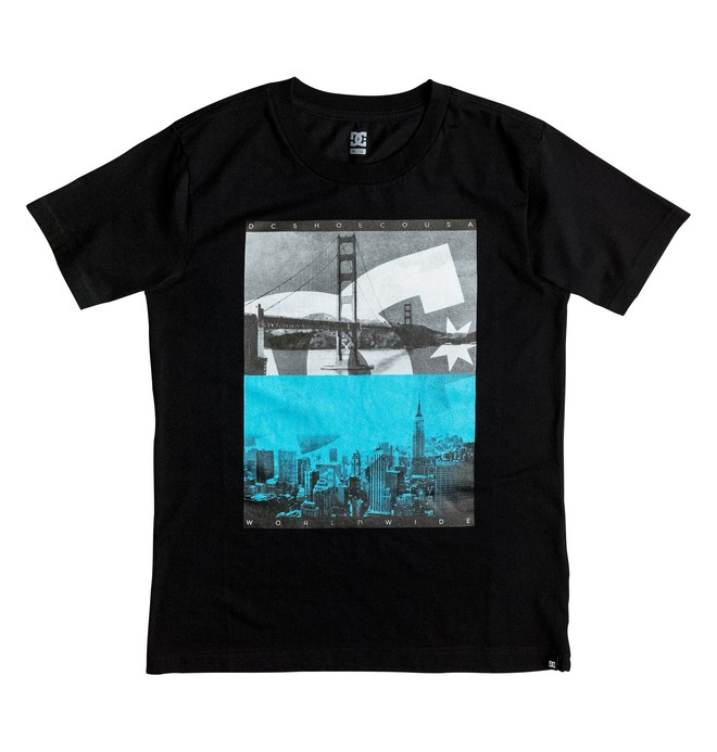 0 Concave - Tee-Shirt  EDBZT03170 DC Shoes