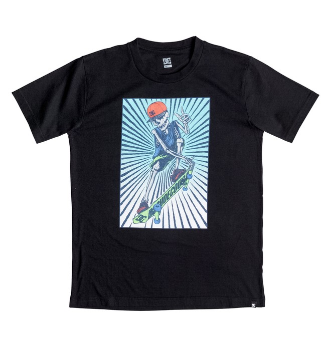 0 Danny - Tee-Shirt  EDBZT03173 DC Shoes