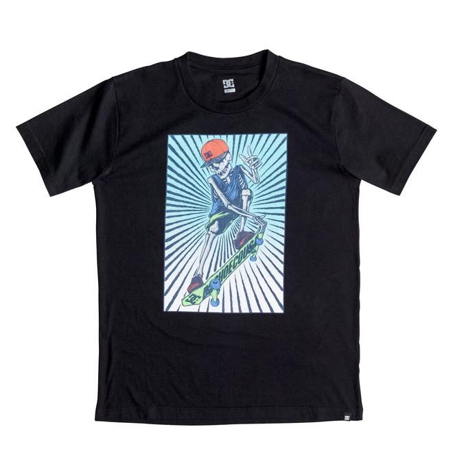 0 Danny - T-Shirt  EDBZT03173 DC Shoes