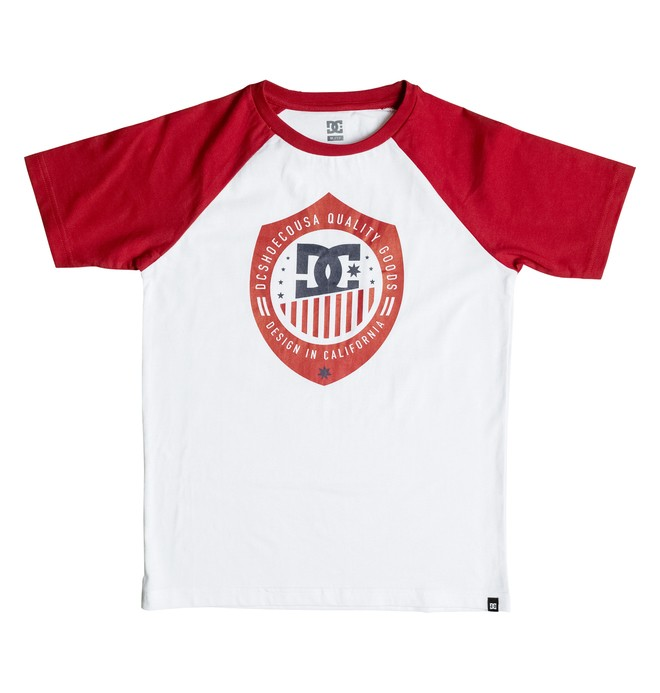 0 Laco Raglan - T-Shirt  EDBZT03181 DC Shoes
