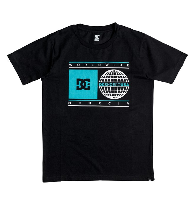 0 Oracular - T-Shirt  EDBZT03182 DC Shoes