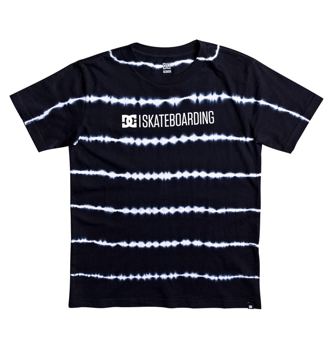 "0 Kid's Minimal 17"" Tee  EDBZT03235 DC Shoes"