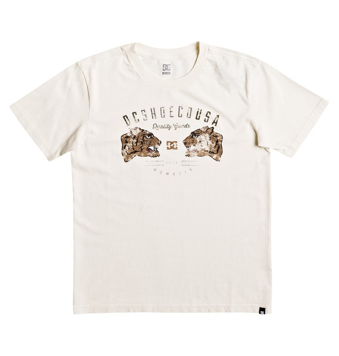 0 Kid's Surrender Never Tee  EDBZT03242 DC Shoes