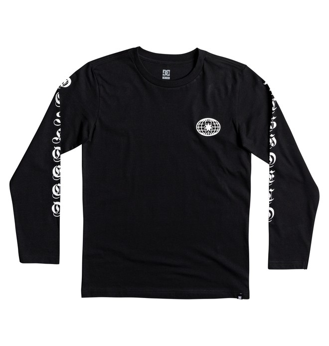 0 Boy's 8-16 Arise Collective Long Sleeve Tee  EDBZT03253 DC Shoes