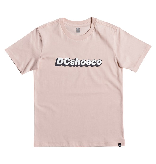 0 Artifunction - T-Shirt Pink EDBZT03256 DC Shoes