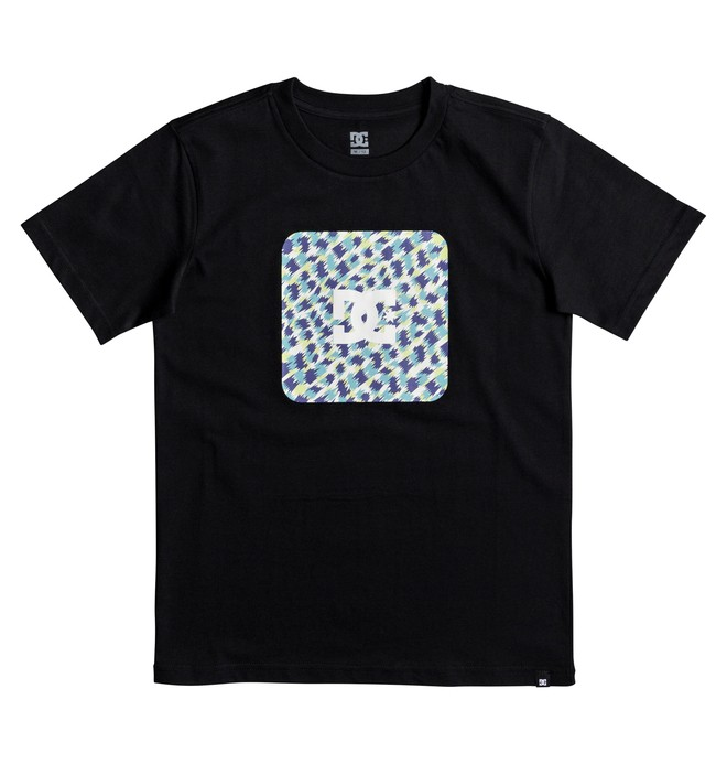 0 Shuffle Face - T-Shirt for Boys 8-16 Black EDBZT03257 DC Shoes