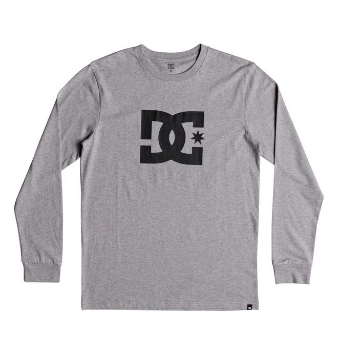 0 Star - Camiseta de manga larga para Chicos 8-16  EDBZT03282 DC Shoes