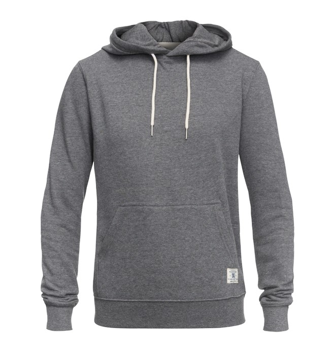 0 Rebel Star - Sweat Noir EDJFT03023 DC Shoes