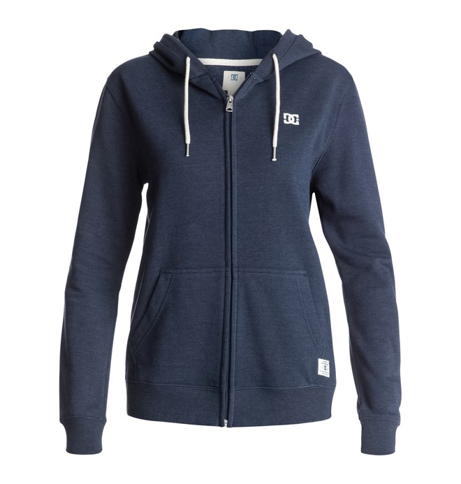 0 Rebel Star - Sweat à capuche zippé  EDJFT03024 DC Shoes