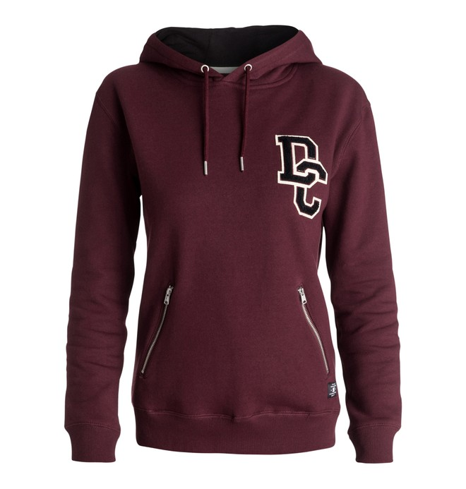 0 Alpha Madison - Pullover Hoodie  EDJFT03025 DC Shoes