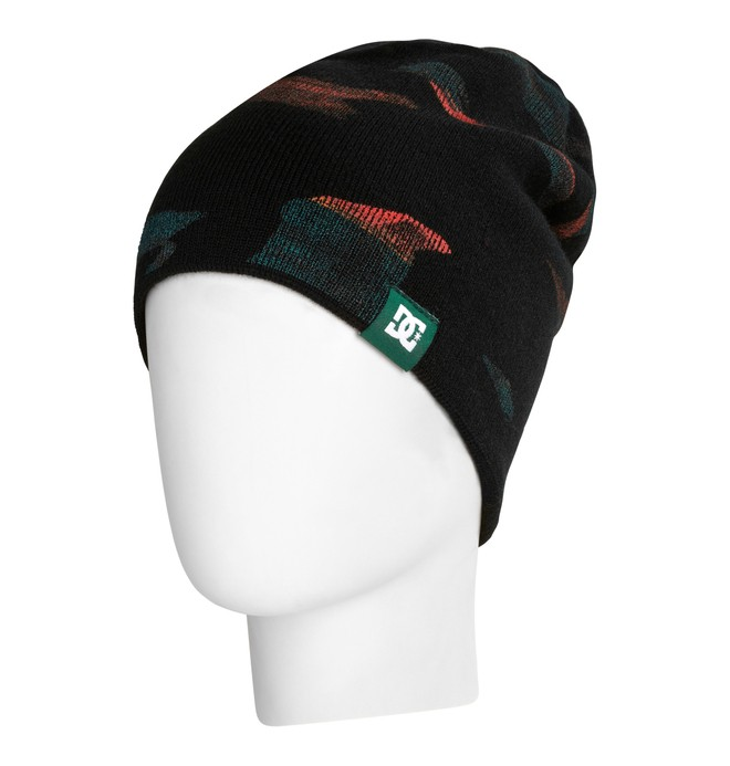0 Women's El Tigre Beanie  EDJHA00002 DC Shoes