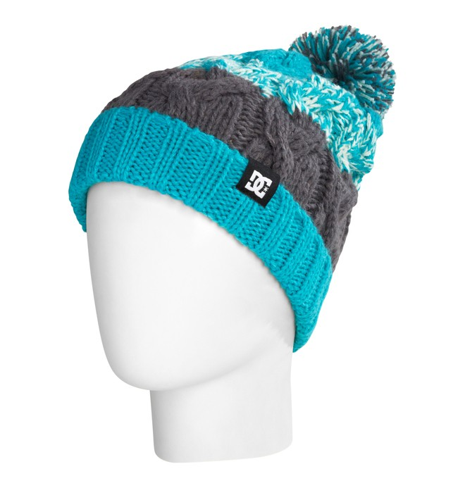 0 Women's Elm 15 Beanie  EDJHA00003 DC Shoes