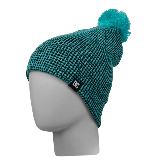 0 Women's Yippie 15 Beanie  EDJHA00008 DC Shoes