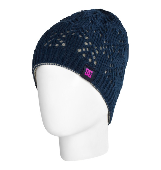 0 Women's Zina 15 Beanie  EDJHA00009 DC Shoes