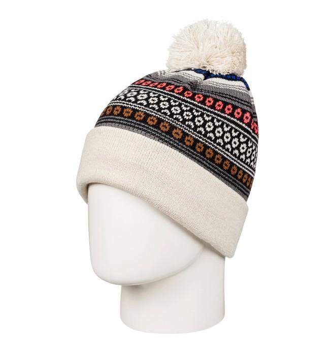 0 Roamfree - Bobble Hat for Women Brown EDJHA03019 DC Shoes