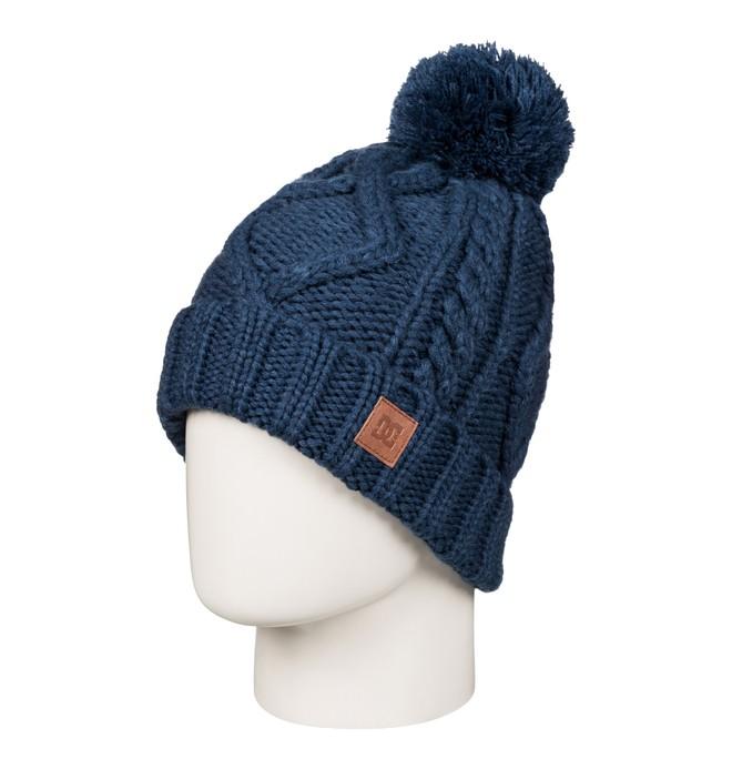 0 Tayce - Bobble Hat for Women  EDJHA03024 DC Shoes