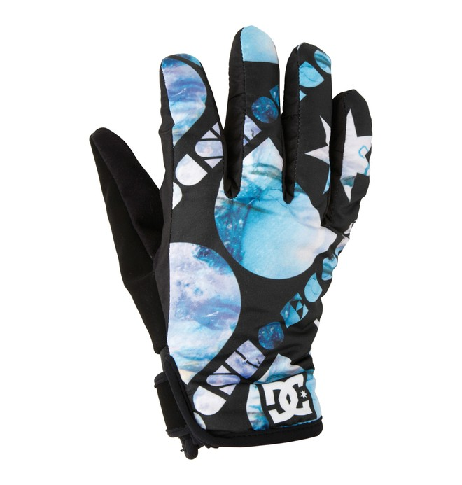 0 Women's Ventron Snowboard Gloves  EDJHN00002 DC Shoes