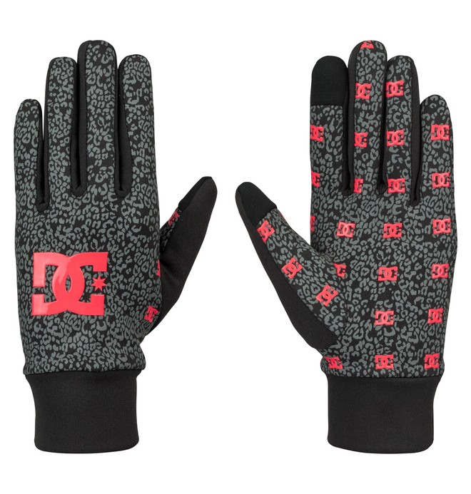 0 Women's Olos Gloves  EDJHN03004 DC Shoes