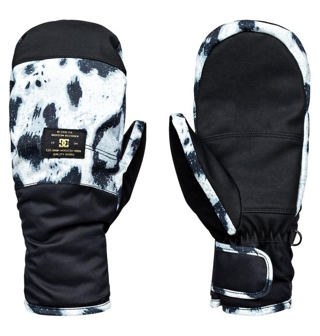 0 Franchise - Moufles de snowboard/ski Blanc EDJHN03009 DC Shoes