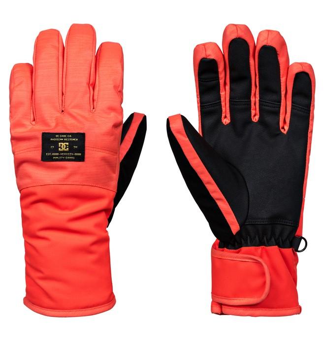 0 Women's Franchise Snow Gloves Pink EDJHN03010 DC Shoes