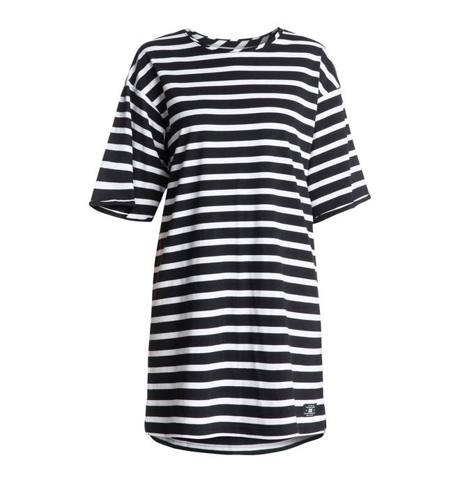 0 Loose Dress Stripes - Robe  EDJKD03002 DC Shoes