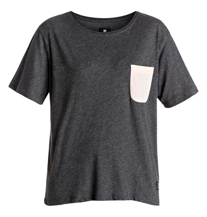 0 Sand Yusky - Tee-Shirt à poche  EDJKT03021 DC Shoes