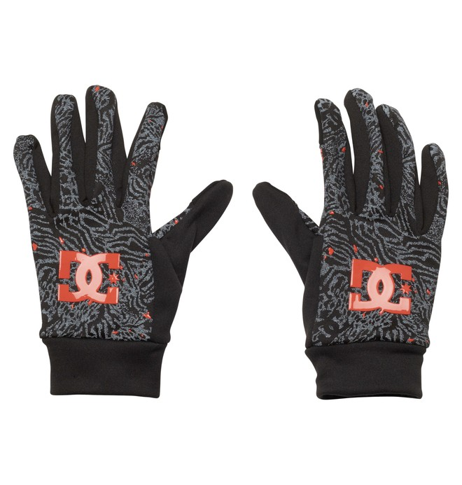 0 Women's Olos W 15 Gloves  EDJTH00001 DC Shoes