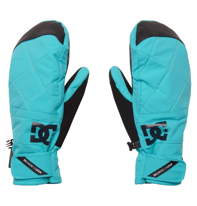 0 Women's Seger Mitt W 15 Gloves  EDJTH00002 DC Shoes