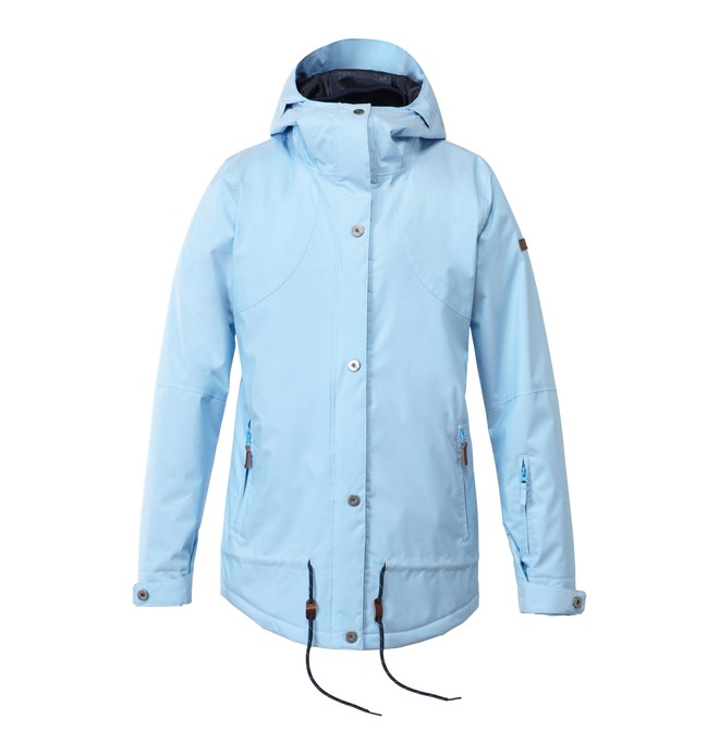 0 Women's Bristol 15 Snow Jacket  EDJTJ00008 DC Shoes