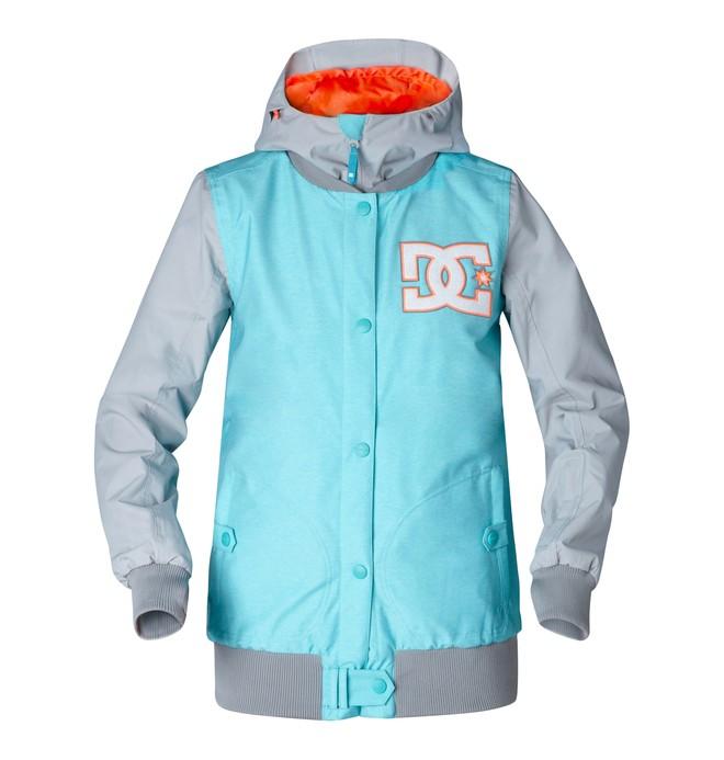 0 Women's Squad 15 Snow Jacket  EDJTJ00011 DC Shoes
