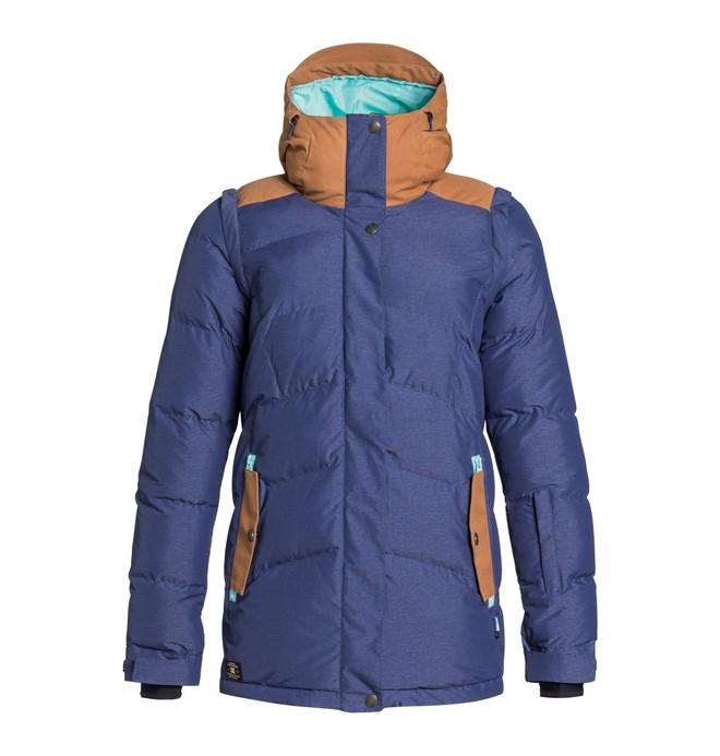 0 Women's Liberty Snowboard Jacket  EDJTJ03001 DC Shoes