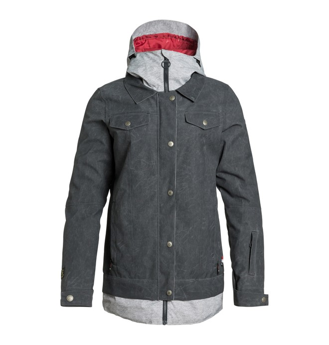 0 Downtown - Veste de snow  EDJTJ03003 DC Shoes