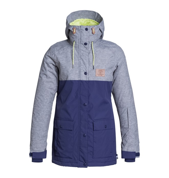 0 Women's Cruiser Snow Jacket  EDJTJ03004 DC Shoes