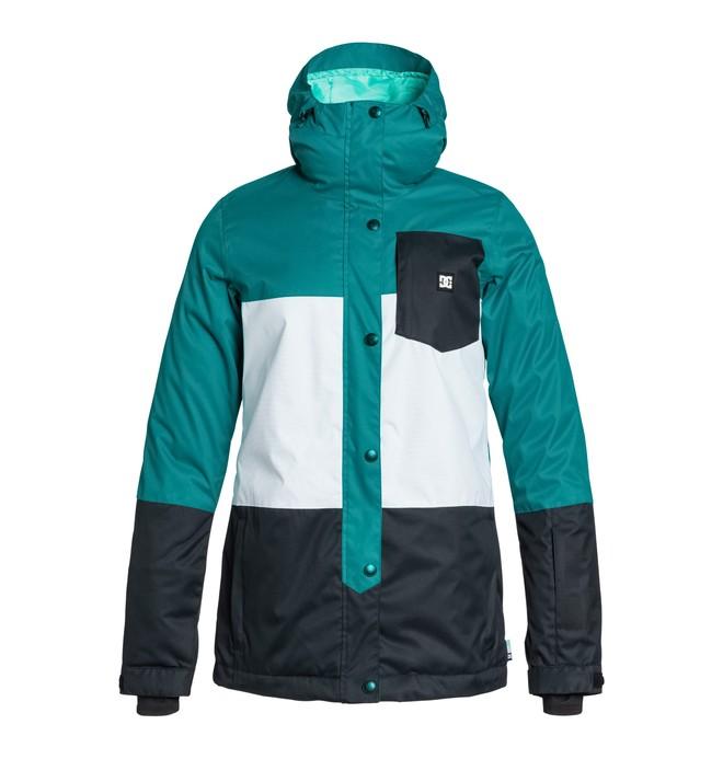 0 Women's Defy Snow Jacket  EDJTJ03009 DC Shoes