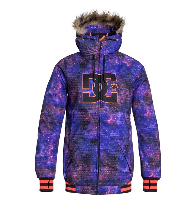 0 Brooklyn -  Snowboard Jacket  EDJTJ03010 DC Shoes