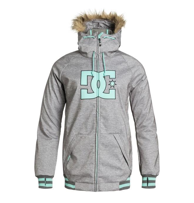 0 Women's Brooklyn Snow Jacket  EDJTJ03010 DC Shoes
