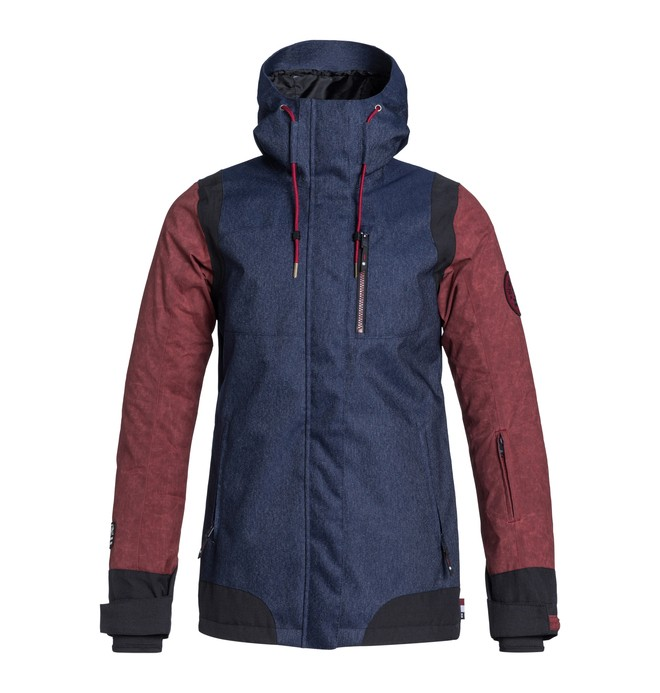 0 Women's Truce Se Snow Jacket  EDJTJ03011 DC Shoes