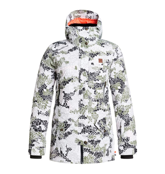 0 Women's Nature DPM Snow Jacket  EDJTJ03013 DC Shoes