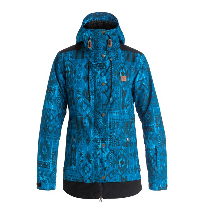0 Women's Riji Snow Jacket  EDJTJ03015 DC Shoes
