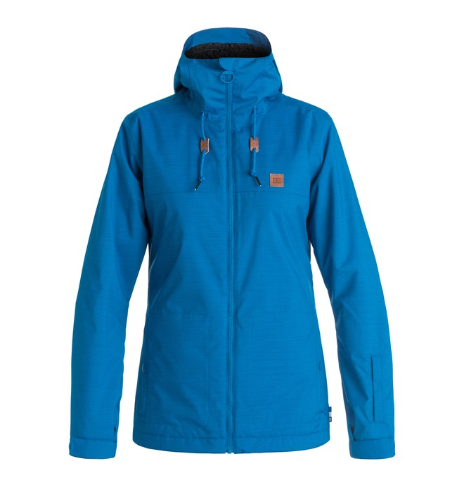 0 Women's Delinquent Snow Jacket  EDJTJ03017 DC Shoes