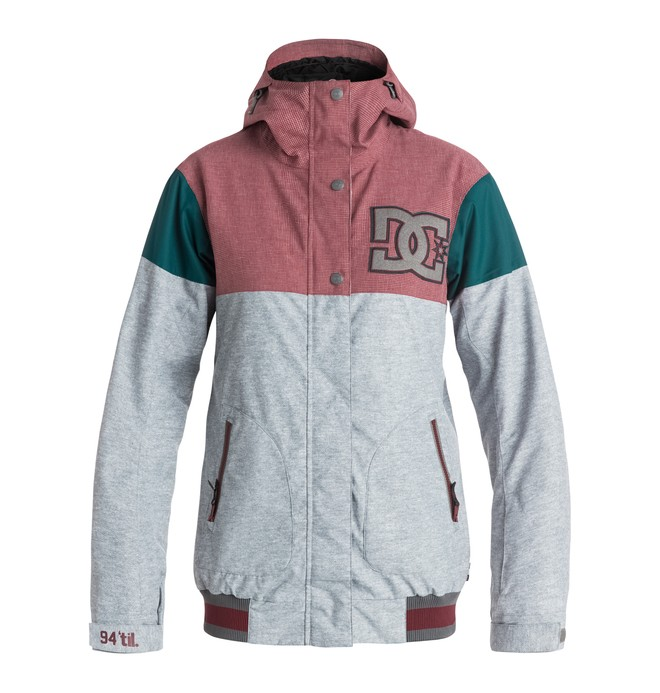 0 Women's DCLA Snow Jacket  EDJTJ03022 DC Shoes