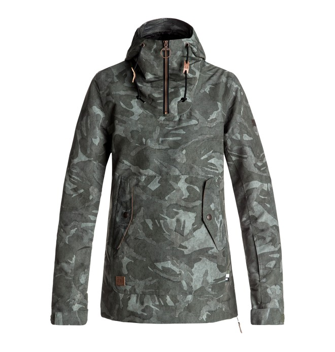 0 Women's Skyline Snow Jacket  EDJTJ03029 DC Shoes