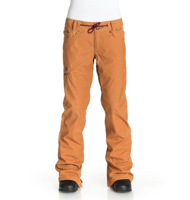 0 Women's Viva Snow Pants  EDJTP03002 DC Shoes